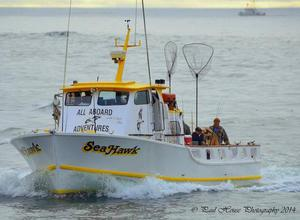 Fort bragg fishing boat all aboard adventures for Fort bragg fishing charters